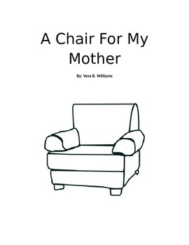 A Chair For My Mother Book Study