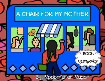A Chair For My Mother (Story Companion with QR codes for your iPad!)