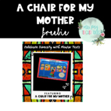 A Chair For My Mother: Visualization Activity Freebie
