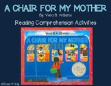 A Chair for My Mother Comprehension Printables