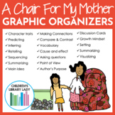 A Chair for My Mother Graphic Organizer Companion Pack