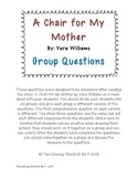 A Chair for My Mother Group Questions