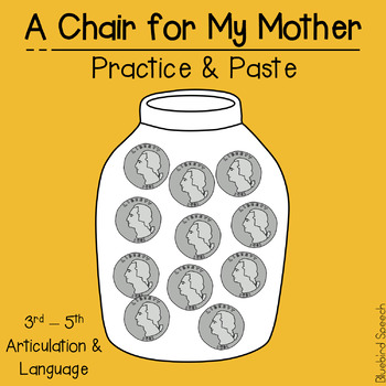 A Chair for My Mother: Speech and Language Companion Upper