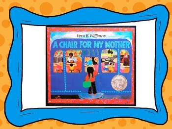 A Chair for My Mother Vocabulary Preview (for ELLs)