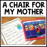 A Chair for my Mother Writing Response and Craftivity