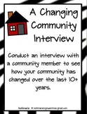 A Changing Community Interview