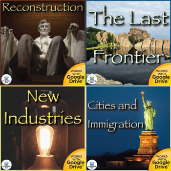 A Changing Nation US History Bundle