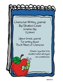 A Character Counts Journal - Upper Grade Lines