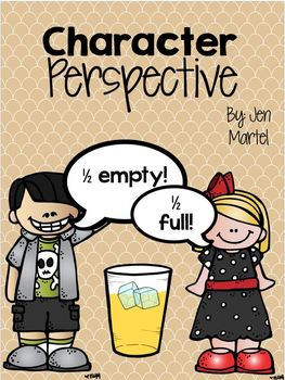 A Character's Perspective  (a point of view and perspective unit RL 2.6)