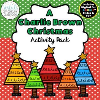 A Charlie Brown Christmas {Digital & PDF Included}