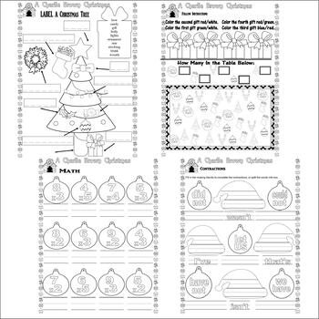 A Charlie Brown Christmas Comprehension & Activity PACKET : Lined Paper