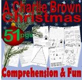 Charlie Brown Christmas : Book Companion Reading Comprehension Study Quiz + 42p