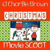 A Charlie Brown Christmas Movie QR Code SCOOT