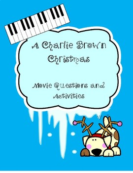 a charlie brown christmas movie questions activities - Charlie Brown Christmas Movie