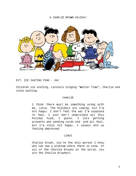 A Charlie Brown Holiday