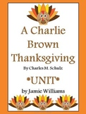 A Charlie Brown Thanksgiving Book Unit