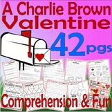 A Charlie Brown Valentine : Comprehension Book & TV Companion & Activity Packet