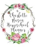 A Charlotte Mason Homeschool Planner