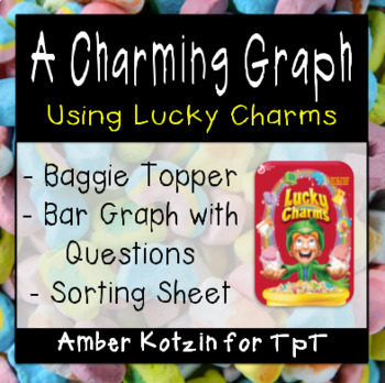 Lucky Charms Graph (Common Core Aligned) St. Patrick's Day