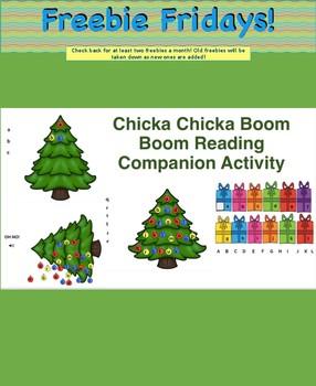 A Chicka Chicka Boom Boom Christmas!