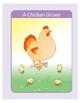 A Chicken Grows