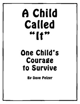 A Child Called It Study Guide and Service Learning Activities