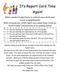 A Child-Friendly Look at Report Cards