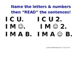 A Child Who Can Name Letters Can Read