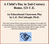 A Child's Day in 2nd-Century Rome, 121 C.E.