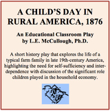 A Child's Day in Rural America, 1876