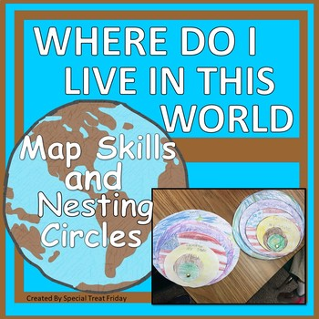 Me On The Map Flip Book Geography By Special Treat Friday Tpt Where do i live? explains a lot more about each place and has far more divisions as it goes from a child's room to the entire universe then back again. me on the map flip book geography