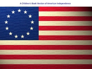 A Children's Book Version of Colonial America