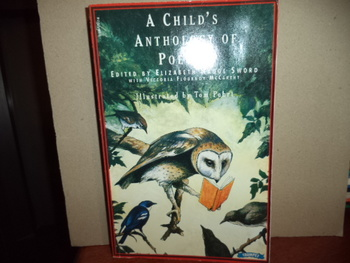 A Child's Anthology of Poetry ISBN 0-590-67537-0