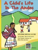 A Child's Life In The Andes E-Book