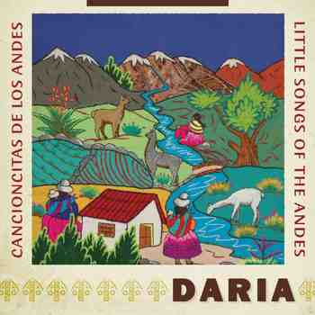 A Child's Life In The Andes E-Book Plus Music CD