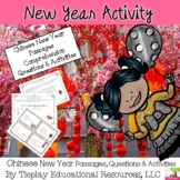 Chinese New Year Passages and Comprehension Questions