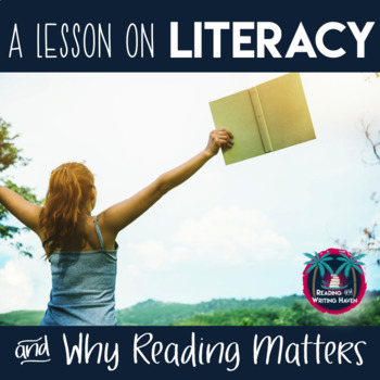 A Choice Reading Literacy Presentation on Why Reading Matters