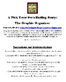 A Choose the Story: Pick Your Own Ending Graphic Organizer