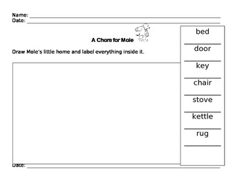 A Chore for Mole Decodable