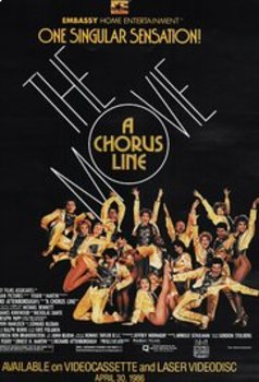 A Chorus Line Movie Quiz