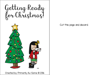 A Christmas 2 for 1! (TWO Adapted Christmas Themed Books about Prepositions)