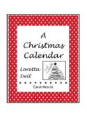 A Christmas Calendar ~ Loretta Swit ~ German Christmas Traditions