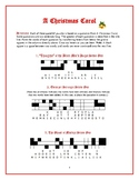 A Christmas Carol: 10 Quotefall Puzzles—Great Spelling Workout!