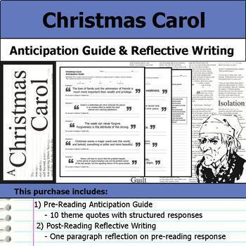 A Christmas Carol Unit Bundle