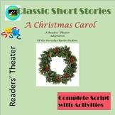A Christmas Carol; A Readers' Theater Adaptation