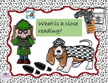 A Christmas Carol - A close reading lesson, stave 1