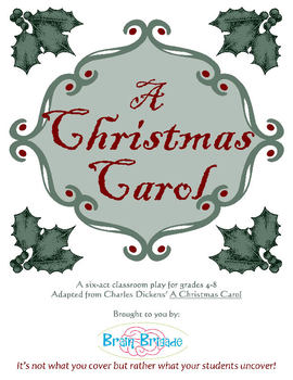 A Christmas Carol | A six-part classroom play from Brain Brigade
