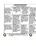 A Christmas Carol Activity packet