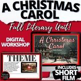 A Christmas Carol Animated Short Film Analysis Google Slides