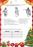 A Christmas Carol - Beginner Worksheet